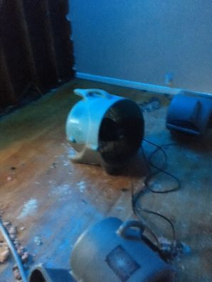 Water Heater Collapsed in Attic in Mineral Wells, TX (6)