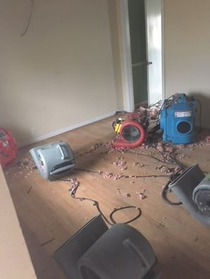 Water Heater Collapsed in Attic in Mineral Wells, TX (5)
