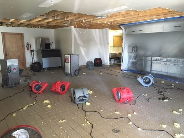 Dry Out by RDS Fire & Water Damage Restoration in Decatur