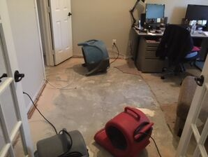 Water Damage Caused by Water Heater Malfunction in Fort Worth, TX (2)